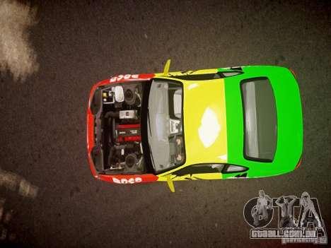 Nissan Silvia S15 Boso Drift Formula D M-Design para GTA 4 vista de volta