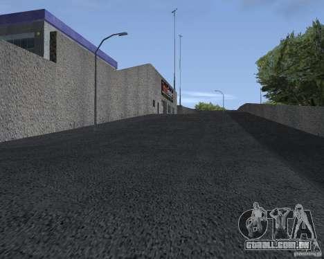 Motor Show em SF para GTA San Andreas segunda tela