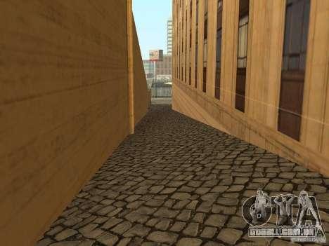 Novo hospital LAN para GTA San Andreas segunda tela