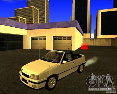 Chevrolet Kadett GSI 2.0 Conversivel (1991-1995) para GTA San Andreas