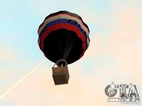 Balão Vityaz para GTA San Andreas