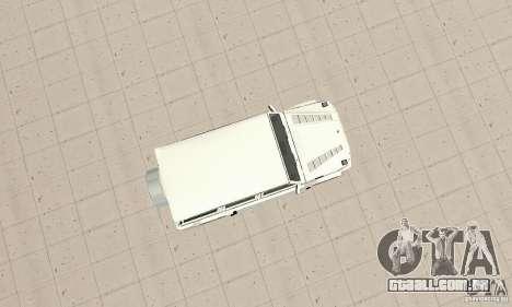 Mercedes-Benz G500 Zailer 2004 para GTA San Andreas vista direita