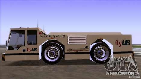 Ripley from GTA IV para GTA San Andreas traseira esquerda vista