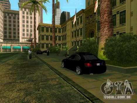 Renovação da LSPD para GTA San Andreas por diante tela