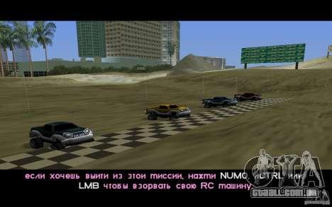 RC Bandit LCS para GTA Vice City segunda tela