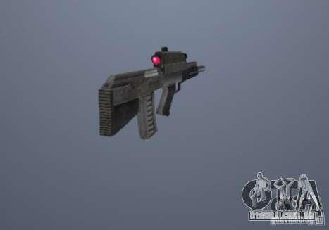 OTS-101 Adder para GTA San Andreas segunda tela