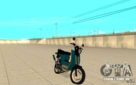 Simson SR50 tuned Big Bore 3 para GTA San Andreas