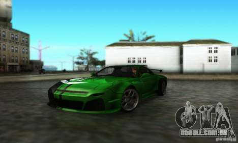 iPrend ENBSeries v1.3 Final para GTA San Andreas