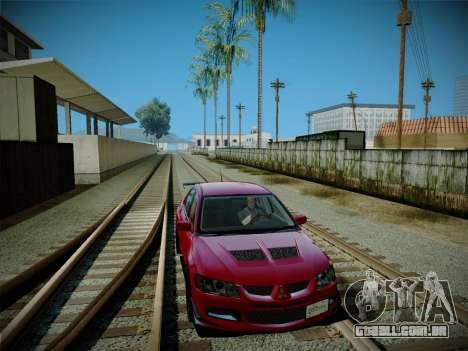 ENBSeries by Treavor para GTA San Andreas terceira tela