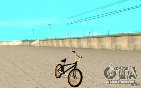 REAL Street BMX para GTA San Andreas