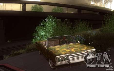 Savanna HD para GTA San Andreas vista direita
