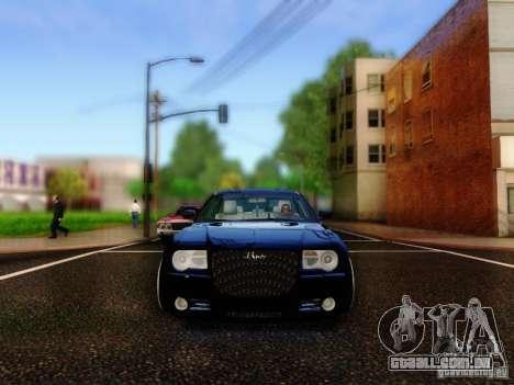 Chrysler 300C VIP para vista lateral GTA San Andreas