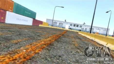 Blur Port Drift para GTA 4 quinto tela