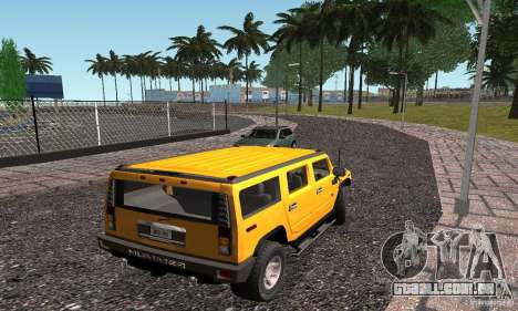 New Groove para GTA San Andreas sétima tela