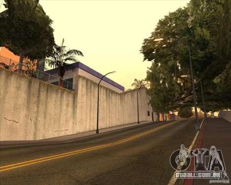 Um negociante de carros Wang para GTA San Andreas sexta tela