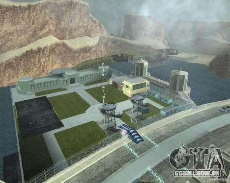 Dragão base v2 para GTA San Andreas nono tela