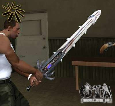 Urizel para GTA San Andreas
