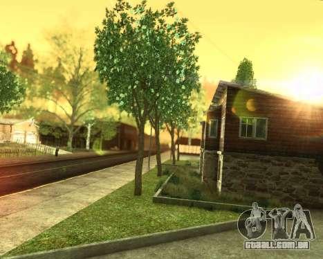 SA_NVIDIA v 1.0 para GTA San Andreas