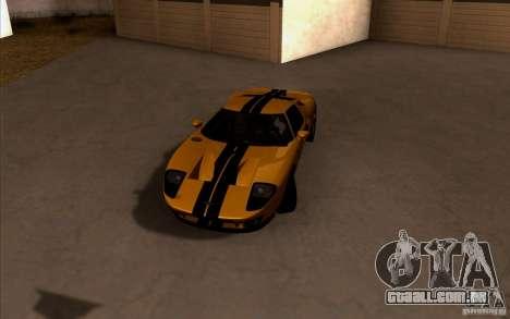 ENBSeries by HunterBoobs v1 para GTA San Andreas por diante tela