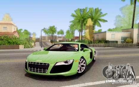Sompelling ENBSeries para GTA San Andreas por diante tela
