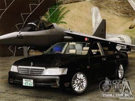 Nissan Laurel GC35 Kouki Unmarked Police Car para GTA San Andreas