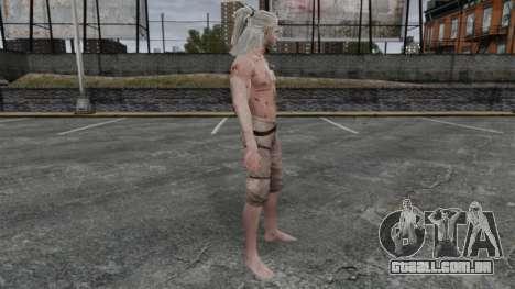 Geralt de Rivia v5 para GTA 4 segundo screenshot