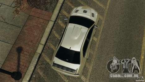 Mitsubishi Lancer Evolution VIII v1.0 para GTA 4 vista direita