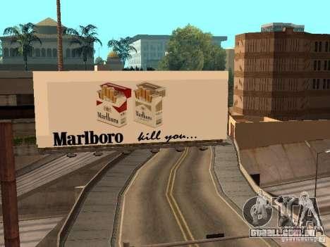 New SkatePark v2 para GTA San Andreas décimo tela