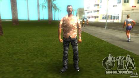 Peles de Pak para GTA Vice City nono tela