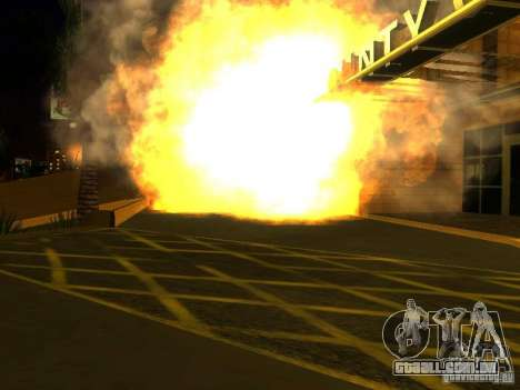Bomba para GTA San Andreas sétima tela