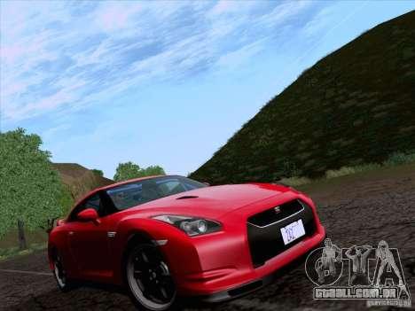 Realistic Graphics HD 4.0 para GTA San Andreas segunda tela