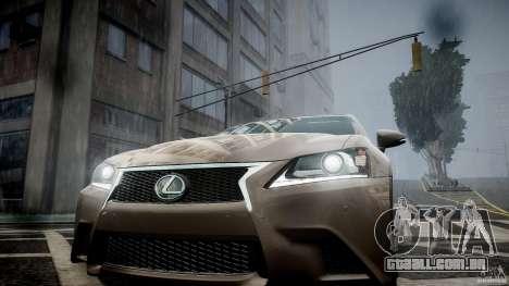 Realistic ENBSeries By batter para GTA 4 oitavo tela
