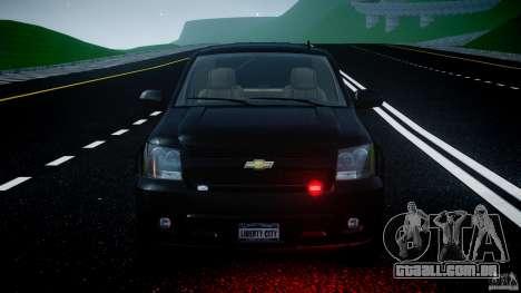 Chevrolet Tahoe 2007 para GTA 4