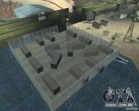 Dragão base v2 para GTA San Andreas segunda tela