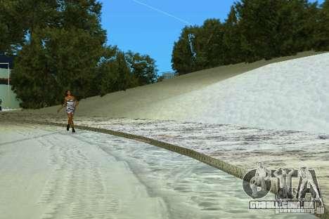 Snow Mod v2.0 para GTA Vice City terceira tela