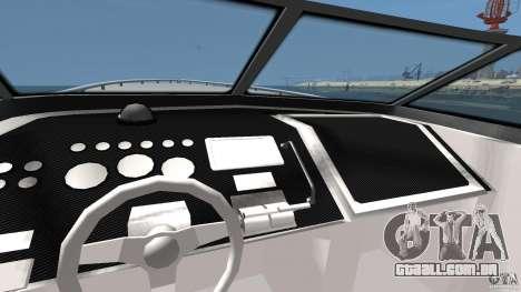Novo Jetmax para GTA 4 vista de volta