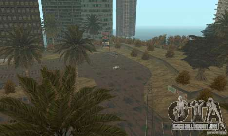 NFS Most Wanted - Paradise para GTA San Andreas sétima tela