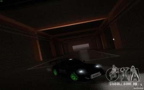 New SF Army Base v1.0 para GTA San Andreas sétima tela