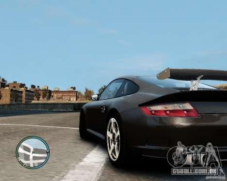 Ruf Rt 12 para GTA 4 vista de volta