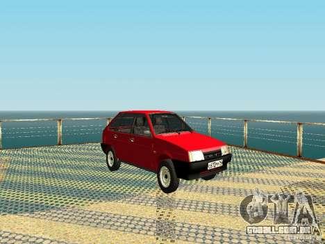 2109 VAZ v2 para GTA San Andreas