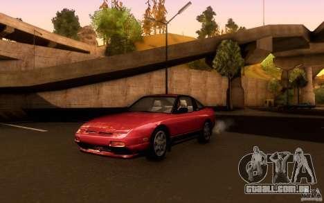 Nissan 180SX Kouki para GTA San Andreas