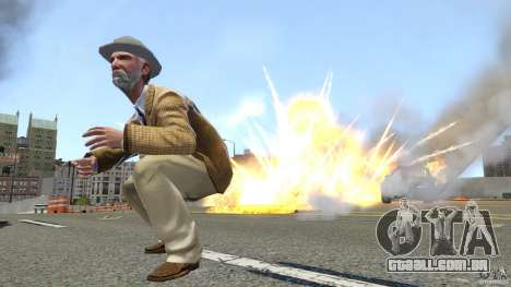 Explosion & Fire Tweak 1.0 para GTA 4 sexto tela