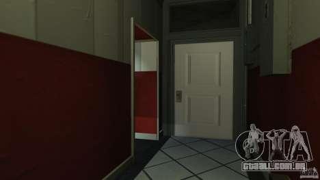 Retextured Lopez Apartment para GTA 4 por diante tela
