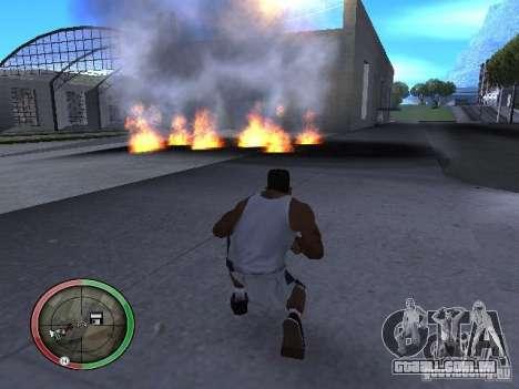Dinamite MOD para GTA San Andreas sétima tela