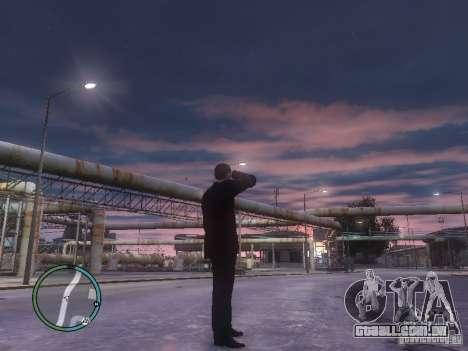 ENBSeries 0.079 SORA para GTA 4 nono tela