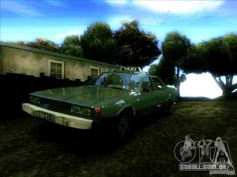 Um táxi do dri3r para GTA San Andreas