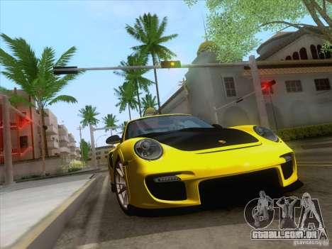 Realistic Graphics HD 5.0 Final para GTA San Andreas quinto tela