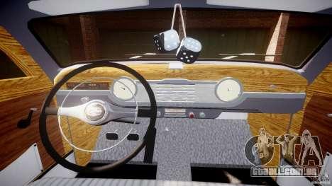 Chevy Fleetmaster Woody Kustom 1948 para GTA 4 vista direita