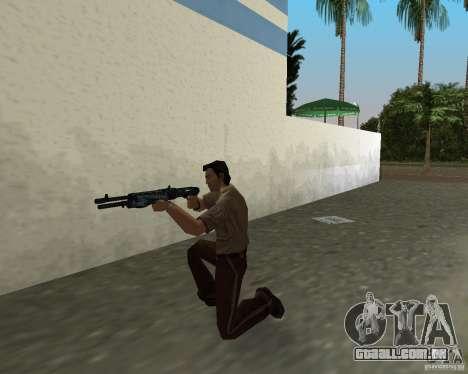 Armas de Pak de STALKER para GTA Vice City terceira tela