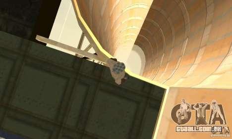 Airport Stunt para GTA San Andreas quinto tela